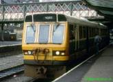 Class 141 railbus at Harrogate, March 1988