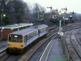 143623 at Radyr, Feb 1993