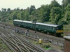 An open day at Upminster saw the Romford branch services worked by 306017