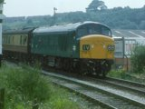 45060 on the East Lancs Railway