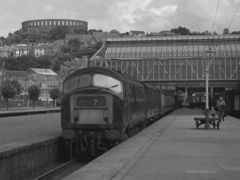 D6108 at Oban in 1968