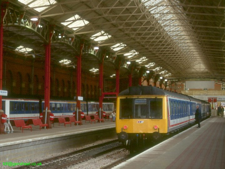 bone railway station