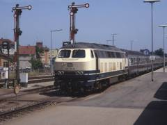 Gensheet photo gallery 3 trains outside the uk for Depot friedrichshafen