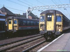 612 & 617 pass at Colchester